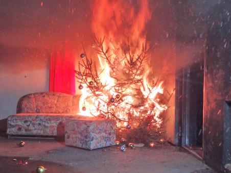 Brandschutztipps zur Adventszeit