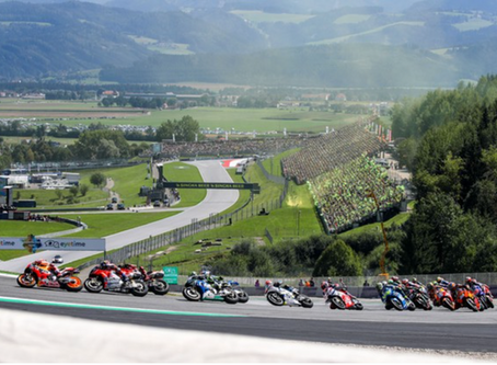 Getting Revved Up For The Red Bull Ring Doubleheader