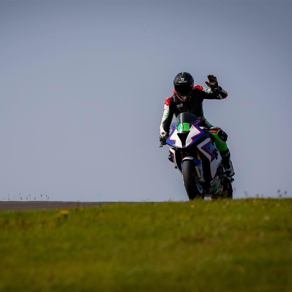 Ross Simpson Thundersport GB GP1