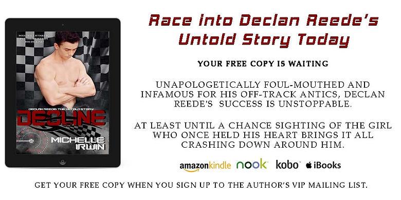 Declan Reede book 0.5