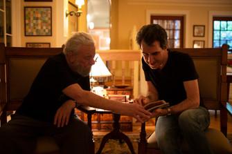 Stephen Sondheim and Jason Robert Brown