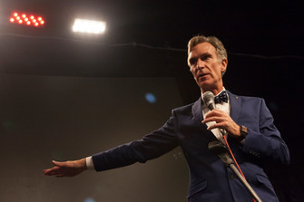 Bill Nye Film Donor Party