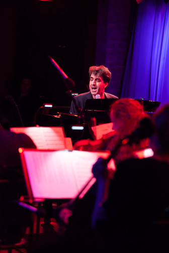 Jason Robert Brown at SubCulture