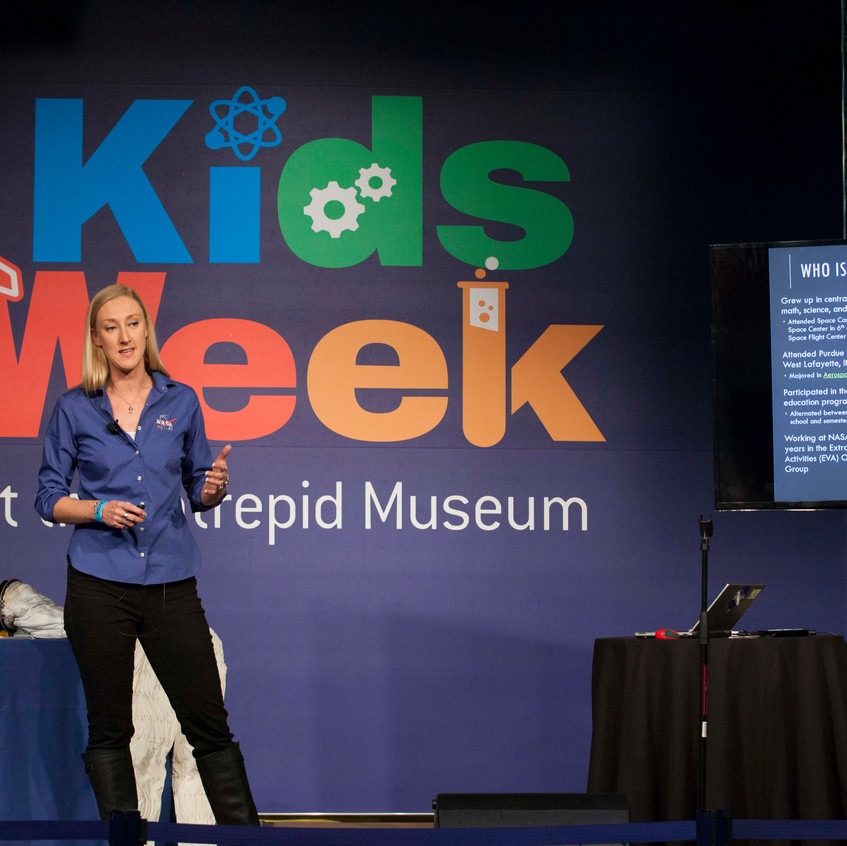 Intrepid Kid's Week