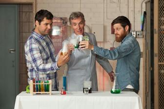 Bill Nye Kickstarter Shoot: Behind the Scenes
