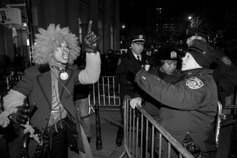 Images from last nights #BlackLIVESMATTER Protest