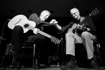 Richard Boukas and Steve Cardenas
