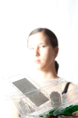 Plastic Portraits Series