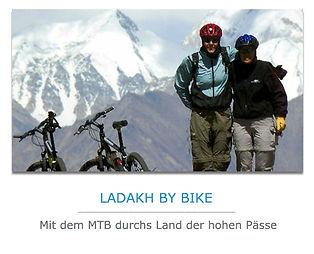 Indien Ladakh Radreisen