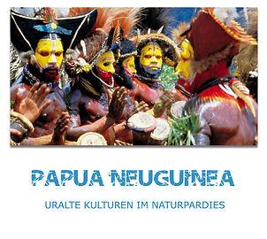 Papua Neugunea Reisen