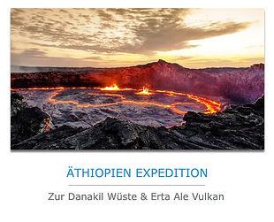 Äthiopien Privatreise zur Danakil und Erta Ale Vulkan