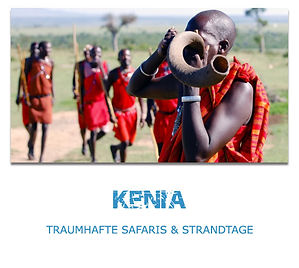 Kenia Safaris Privatreisen