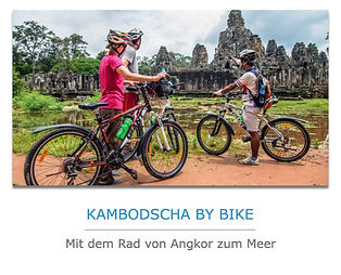Kambodscha Radreisen