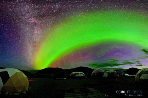 Grönland Reisen