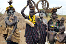 Äthiopien Privatreisen