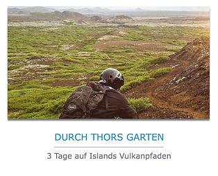 3 Tage Island Mountainbike Reise