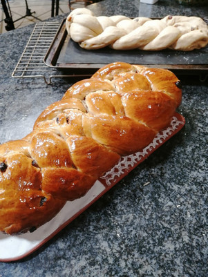 Easter Braided Bread