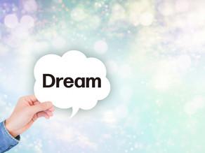 上帝助你夢想成真?