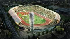 Hayward Field Stadium Eugene, OR