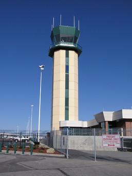 Billings Air Traffic Control Tower