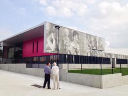 GC Crevin Art Building
