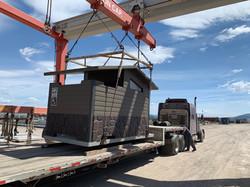 Lap / Stone Getting Shipped