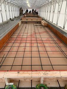 Graphic Concrete Wall Panel