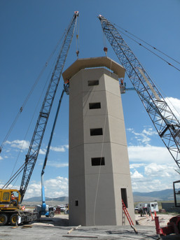 Missoula Air Traffic Control Tower
