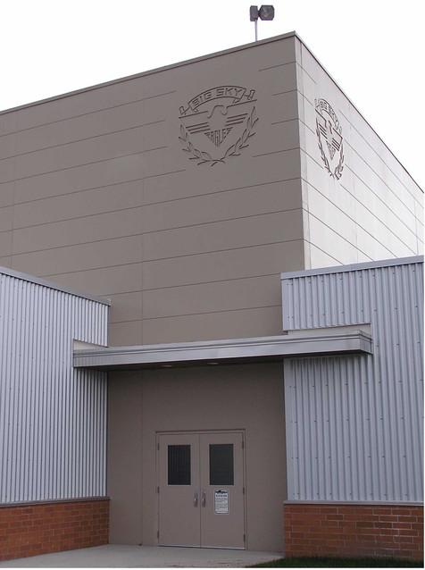 Big Sky HS Gym