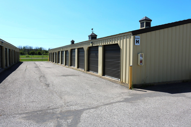 Carp Self Storage Units