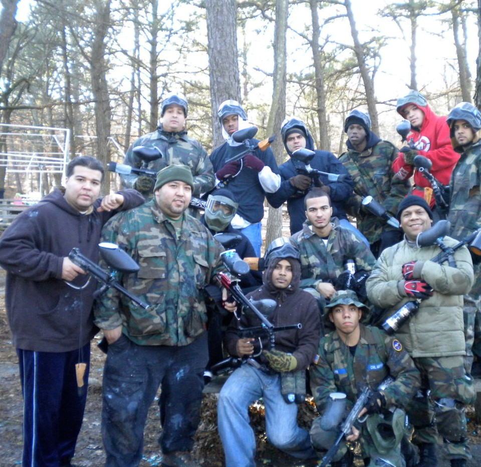 SOY PAINTBALL TRIP