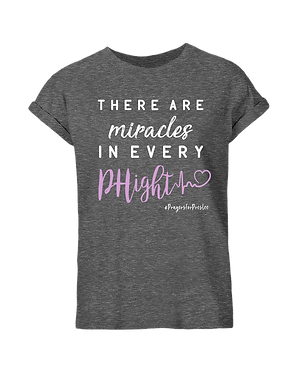 Preslee's Miracles T-Shirt (Adults)