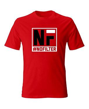 Red #NoFilter Tour T-Shirt