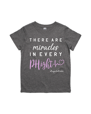 Preslee's Miracles T-Shirt (Kids)
