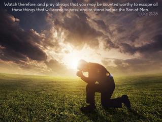 Prayer is Not an Event, But a Lifestyle!