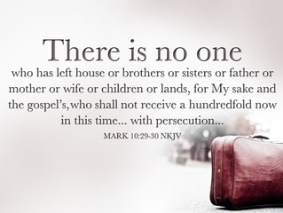 Will You Still Follow Jesus Even If Doing So Costs You Some Relationships? Are You Willing to Pay th