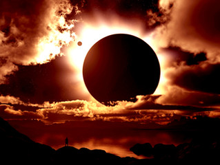 The Dark Season You Walked Through is Being Eclipsed By The Brightness of God's Goodness!