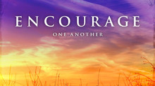 "God Says, ""I'm Raising Up Encouragers!"""
