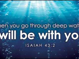 If God Calls You to It, He'll Bring You Through It!
