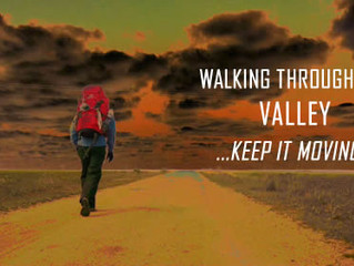 Rise Up and Walk On!