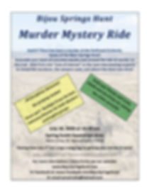 BSH Murder Mystery Ride Flyer 2020-page0