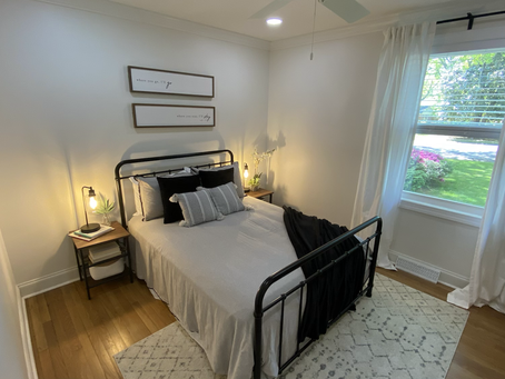 Our Guest Room Design
