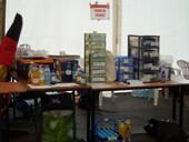 Aid stations around the world - Nadeem Khan