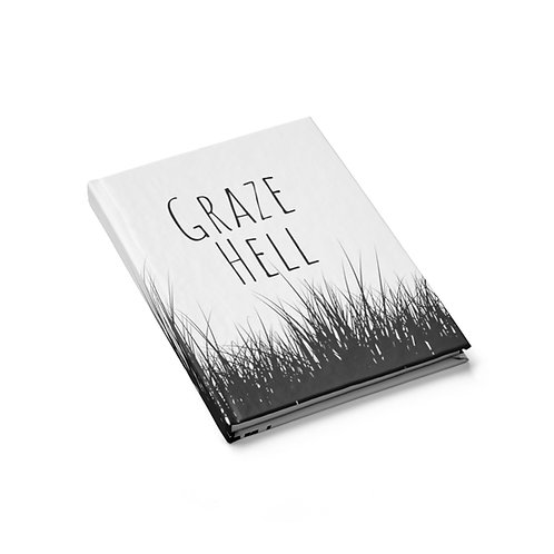 Graze Hell Journal - Blank Pages