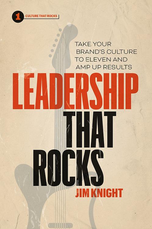 Leadership That Rocks - Hardcover