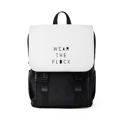 Wear the Flock -Unisex Casual Shoulder Backpack