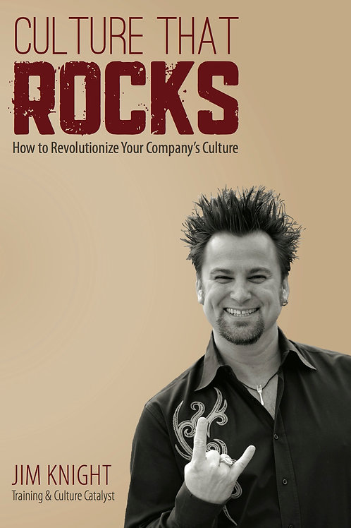 Culture That Rocks - Hardcover