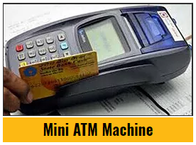 Mini ATM Machine