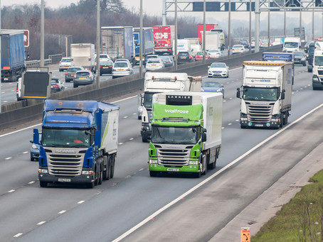 Lorry Drivers Urged To Prepare For No-Deal Brexit