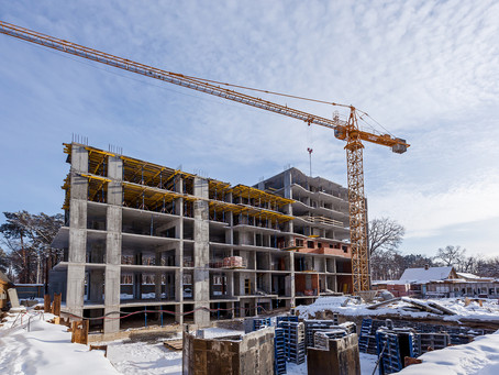 Construction Index Rises In November